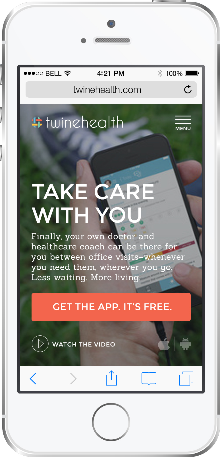 Twine Health Mobile
